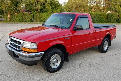 98 Ford Ranger by 1998 Ford Ranger Xlt Clean