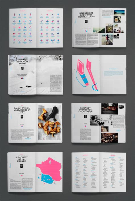 book design and layout portfolio 54 fantastic and modern magazine design layouts to inspire
