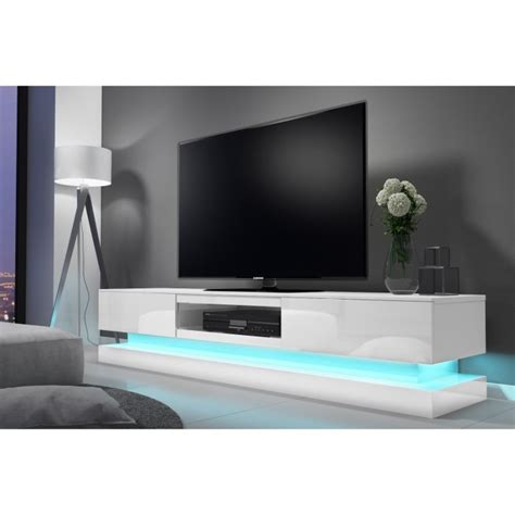 white high gloss tv unit grade a1 evoque led white high gloss tv unit with lower
