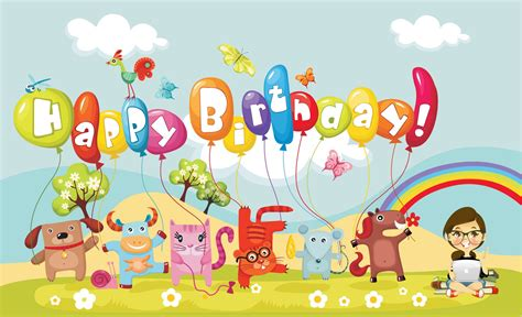 Animated Happy Birthday Wishes For Birthday Animations Free Download 9to5animations Com