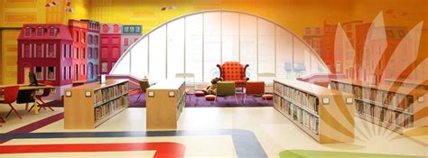 Best Home Libraries by Bpl Kids Children S Library At The Central Library