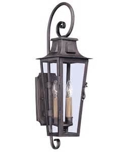 Murray Feiss Wall Sconces Troy Lighting French Quarter 2 Light Outdoor Wall Light