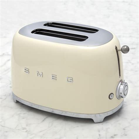Best Price Smeg Toaster Smeg 2 Slice Toaster Williams Sonoma