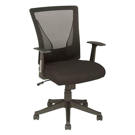 brenton studio task chair brenton studio radley task chair black
