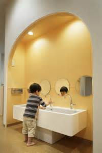 Half Bathroom Designs familiar preschool by igarashi design studio 2015