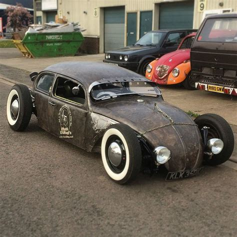 Rat Rod Volkswagen Beetle by 1312 Best Images About Vw Rat Rods On Baja Bug