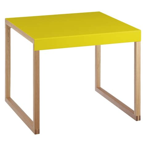 Yellow Side Table Uk Kilo Saffron Yellow Metal Side Table Buy Now At Habitat Uk