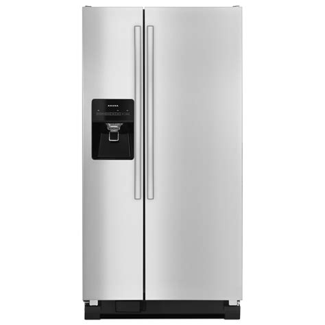 fridge drawer replacement canada asi2275frs side by side refrigerator with deli drawer