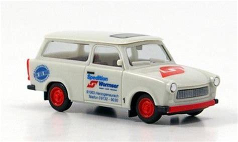 Auto Wormser by Trabant 601 Universal Spedition Wormser Herpa Modellauto 1