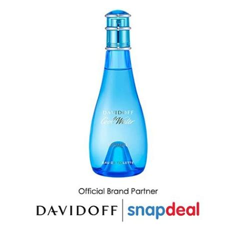Water 100ml Original 100 davidoff cool water s edt perfume 100 ml buy at best prices in india snapdeal