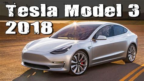tesla 3 series 2018 tesla model 3 production version vs bmw 3 series
