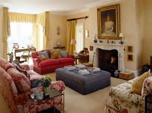 English Home Interior Design Mark Gillette Interior Design English Country House