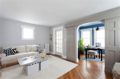Light Airy Living Room by Photo Page Hgtv