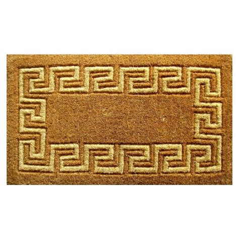 Door Mats 60 X 35 Key Coir Door Mat 36 X 60 Free Shipping Today