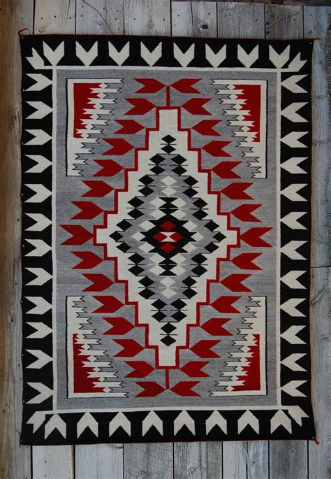 Antique Navajo Rugs Native Indian Blanket Greatest Collectibles