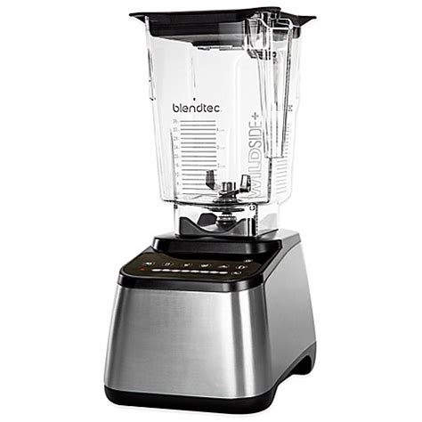 blendtec bed bath and beyond blendtec 174 designer 725 blender with wildside tritan jar in