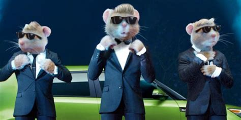 Kia Commercial With Mice Why Would A Hamster Wear A Necktie