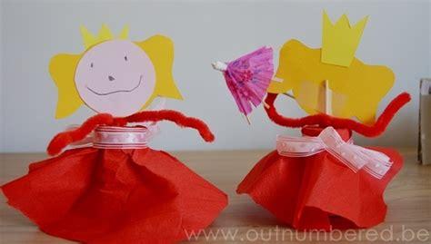 princess crafts for princess paper crafts