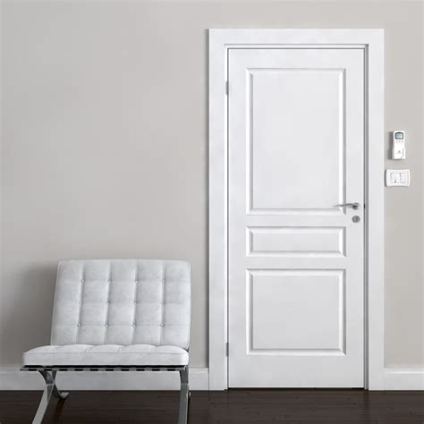 3 Panel Interior Door 3 Panel Denmark Moulded Interior Doors Doors Direct