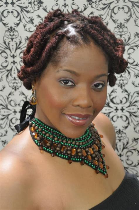 loc pin up styles for black women pictures styles of locs pipe cleaner style black