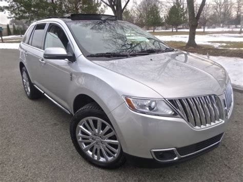 how to sell used cars 2012 lincoln mkx seat position control service manual how to remove sunroof console 2012 lincoln mkx sell used 2012 lincoln mkx