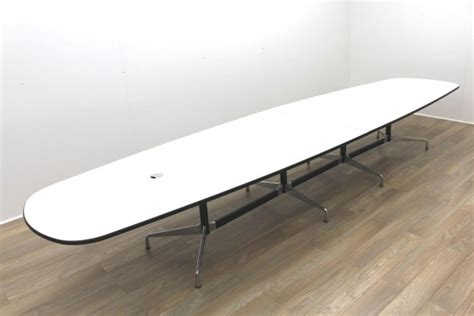 Vitra Meeting Table Original Vitra Charles Eames White Office Meeting Table White Vitra Eames Barrel White
