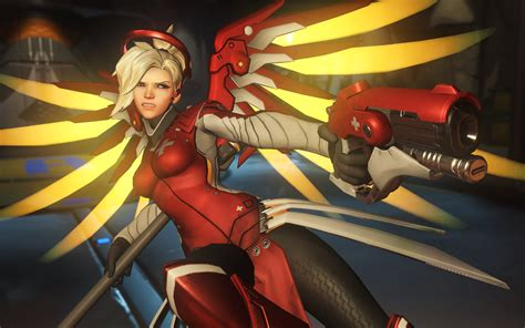 angel zam overwatch s olympic skins will get you feeling mighty