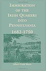 mentality of the arriving immigrant classic reprint books immigration of the quakers into