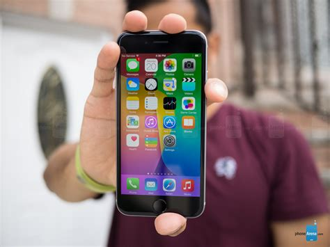 iphone reviews refurbished apple iphone 6 with 16gb of storage going for 299 99 on ebay 45