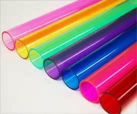 colored plastic colored acrylic colored plastic plastic