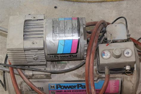 campbell hausfeld powerpal air compressor property room