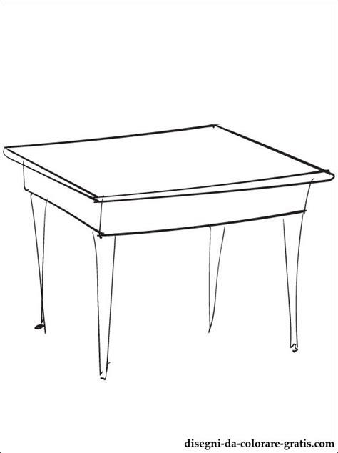 immagini di tavoli disegno di tavolo da pranzo da colorare disegni da