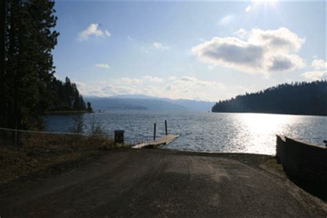 lake coeur d alene boat launches access to outdoors lake coeur d alene kootenai county idaho