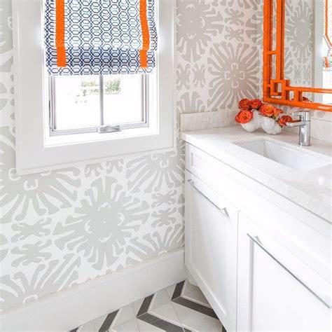 grey orange bathroom 15 orange bathroom ideas