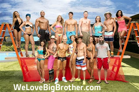 Cbs Big Brother Backyard Interviews Big Brother 16 S First Pictures From The House Swimsuit