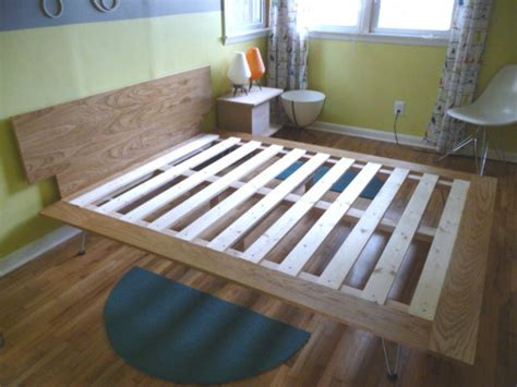 how do you make a bed how can you create a platform bed best home design ideas