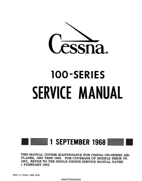free download parts manuals 1963 ford e series lane departure warning cessna model 100 series service manual 1963 thru 1968