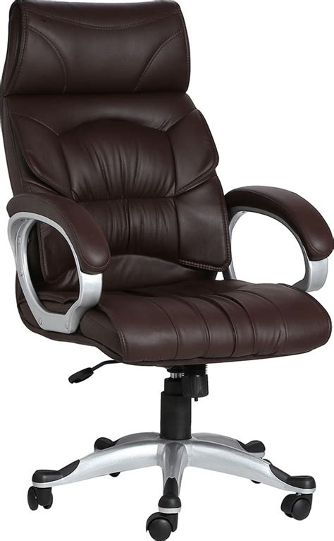order office chair vj interior leatherette office arm chair price in india