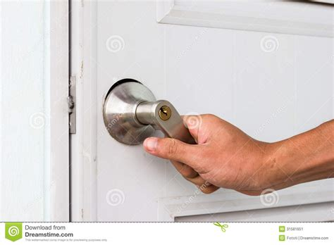 How To Open A Door Knob by Opening Door Knob Stock Image Image 31581651