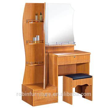 desain meja rias sederhana sederhana desain mdf meja rias dengan bangku kecil kayu