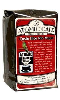 Cafe Rio Gift Card Balance - atomic cafe costa rica rio negro 12 oz
