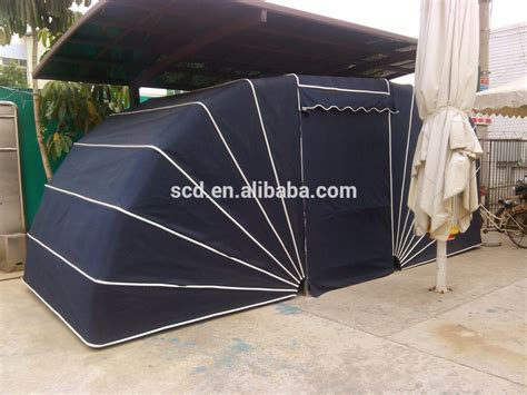 special customized high quality garage tent dustproof push