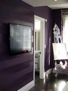 purple walls gorgeous striped wallpaper for any room 22 pics messagenote