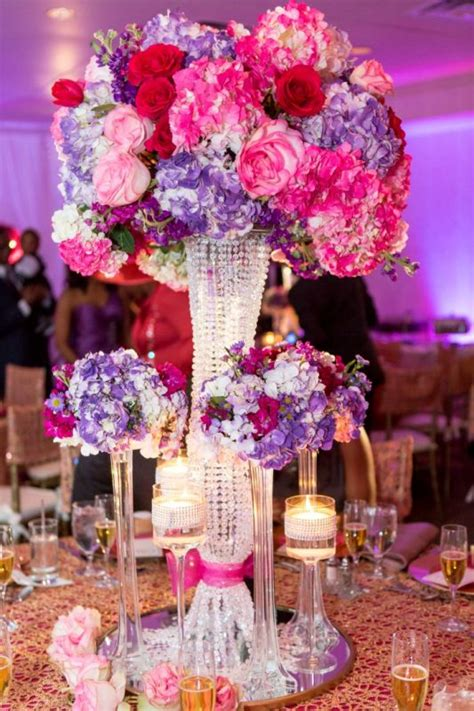 pics from our very colorful cultural wedding fuschia