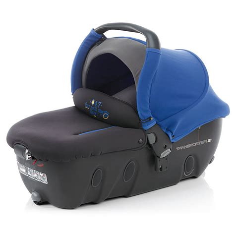 lie flat car seat compatible with bugaboo jan 233 transporter 2 carrycot lie flat car seat azzure