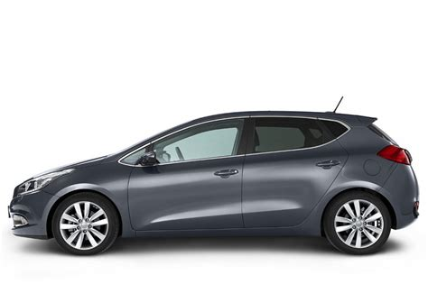 Kia Five Door Kia Cee D Hatchback Revealed Ahead Of 2012 Geneva Motor Show