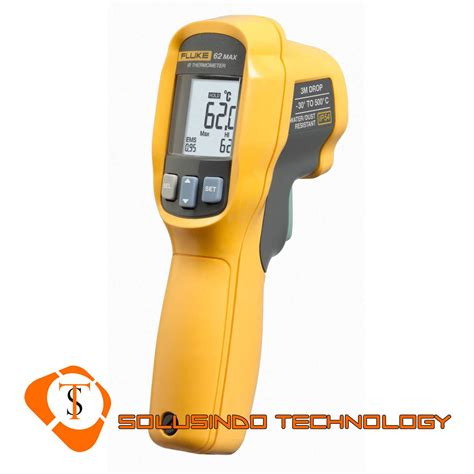 Jual Termometer jual infrared thermometer ir thermometer fluke 62 max