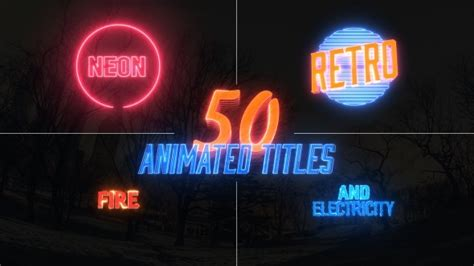 after effect title template videohive awesome title pack after effects templates