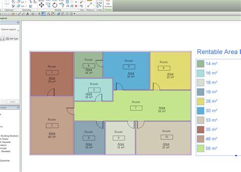 revit tutorial color scheme revitcity com door swings disappear hwen using a color