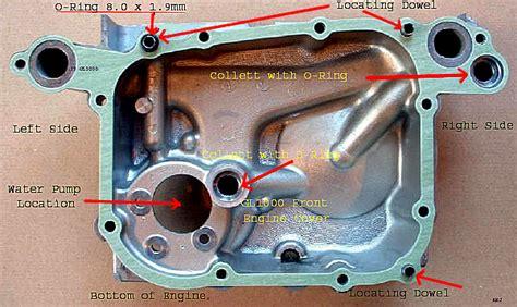Seal Mechanical Water R Rr Original gl1100 water replacement randakk s